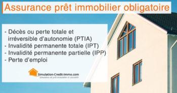 assurance-pret-immobilier-obligatoire