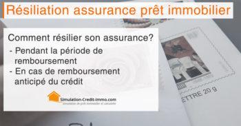 resiliation-assurance-pret-immobilier